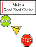 Make a Good Food Choice Poster