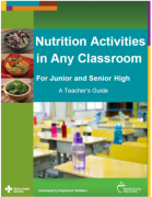 Nutrition Activities in Any Classroom – A Teachers Guide