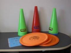 Orbit Frisbee