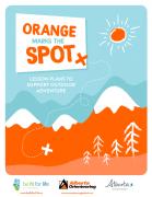 Orange Marks the Spot